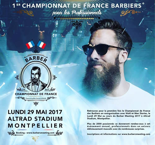 championnat france barbier barbers meeting montpellier