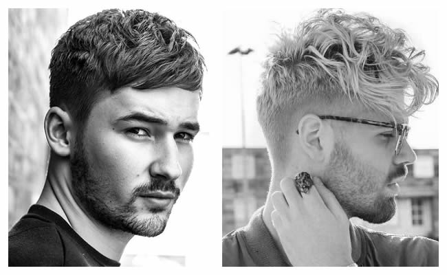 undercut layered coupe homme